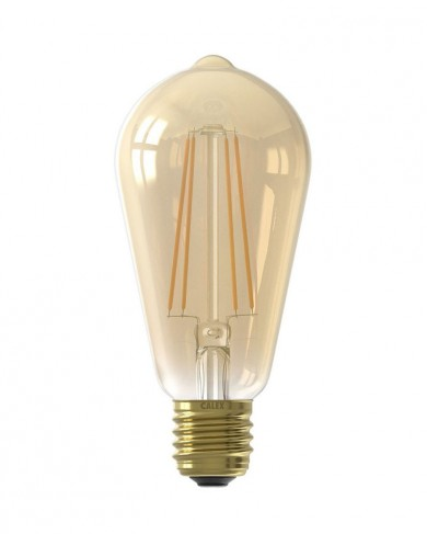 Ampoule Led Rustic Lamp Dimmable Gold