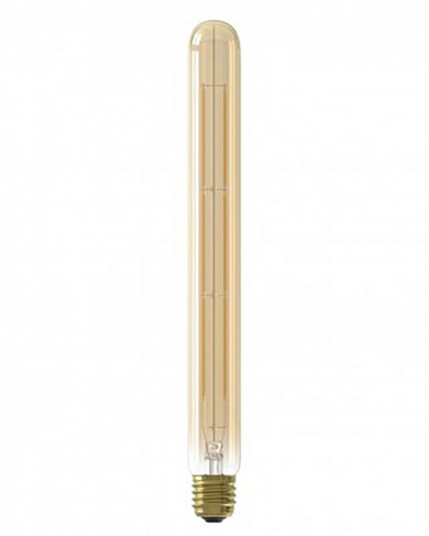 Ampoule Led Filament Tube Lamp Dimmable Gold