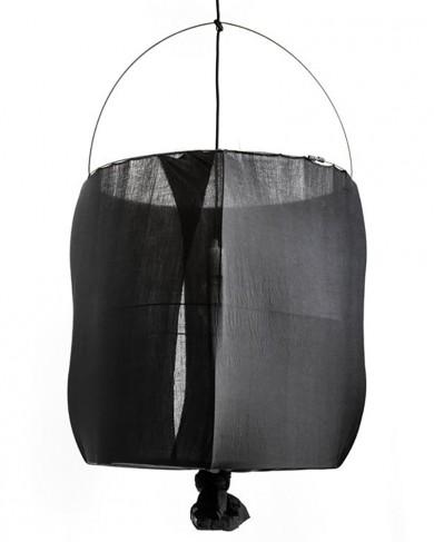 Suspension Koushi en fil de fer & coton Khadi
