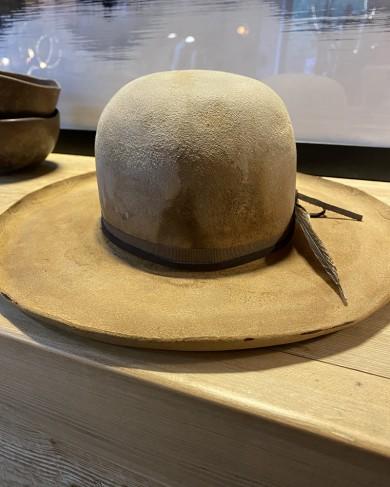 Chapeau Dirty en feutre par Agave Road Hats