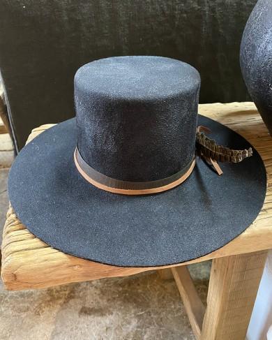 Chapeau Buendía en feutre par Agave Road Hats
