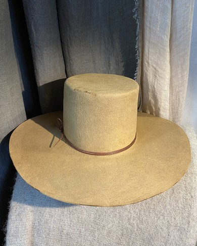 Chapeau Firmin en feutre par Agave Road Hats
