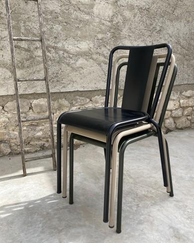 Chaise 786 en acier
