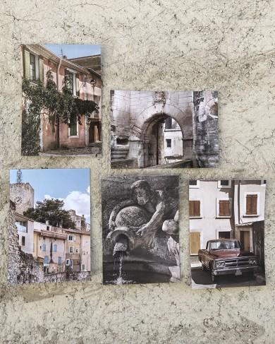 Cartes Postales Lot Bastide