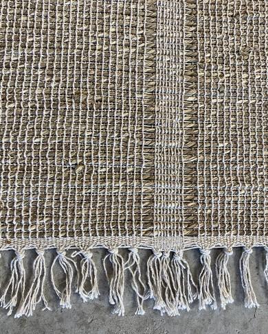 Tapis Seagrass en Jonc de mer