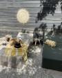 Bed de plage/piscine Kon Tiki en batelyne