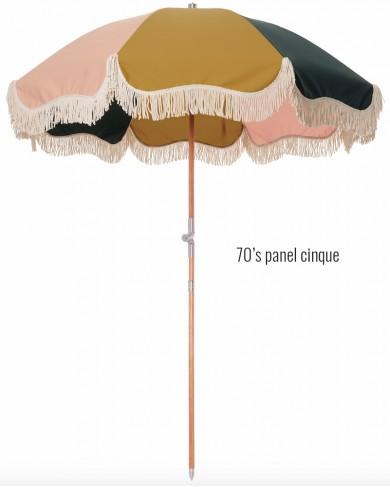 Parasol Premium en toile & coton