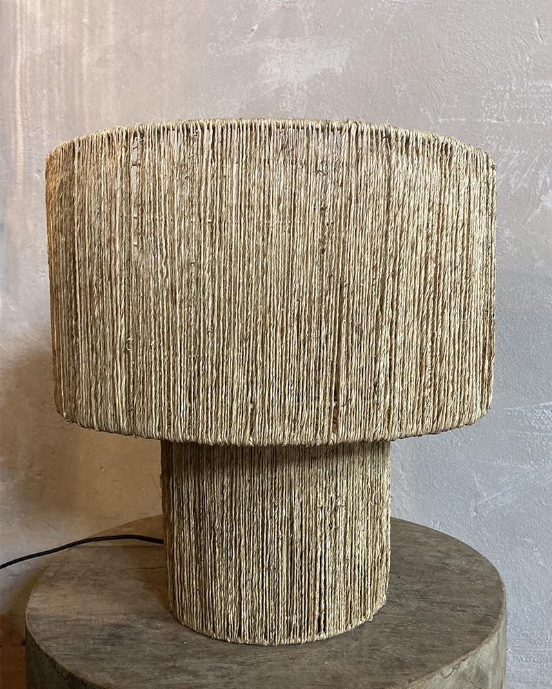 Lampe Natram en bambou