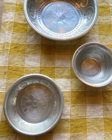 Coupelle Tura en aluminium