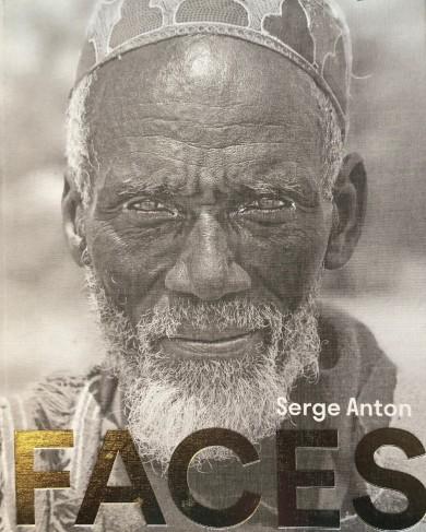 Livre FACES par Serge Anton