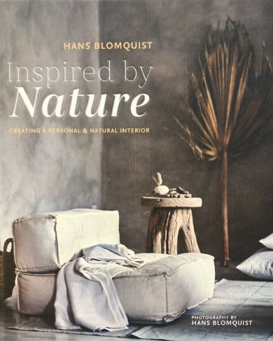 Livre Inspired by nature par Hans Blomquist